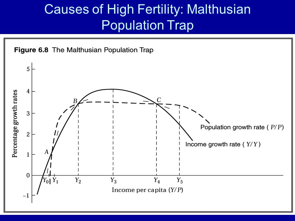 relationship between malthusian trap theory and low level equilibrium