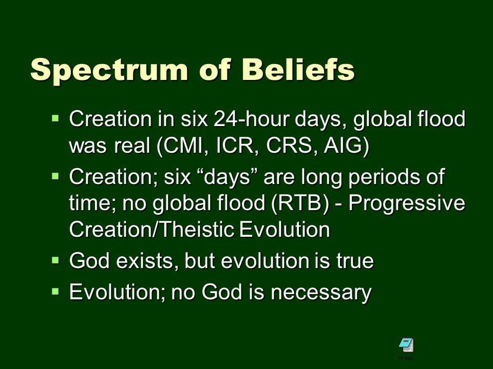 a personal view on the existence of god and creation of the univers In scientology, this view flows from the theory of theta (the life force, or spirit) creating mest (a coined word for the physical universe, matter, energy, space and time) in fact, it could be said that the creation of the universe is an inseparable part of that theory.