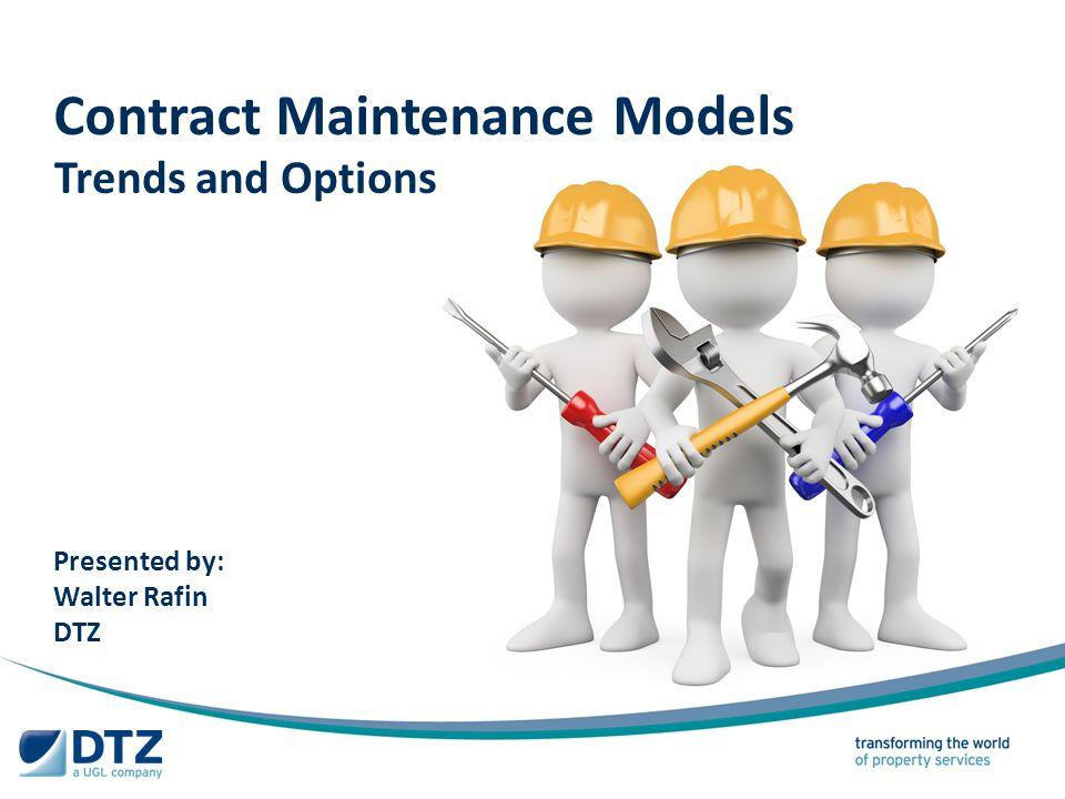 Presentation Roadmap Maintenance Contract Model Options - ppt video ...