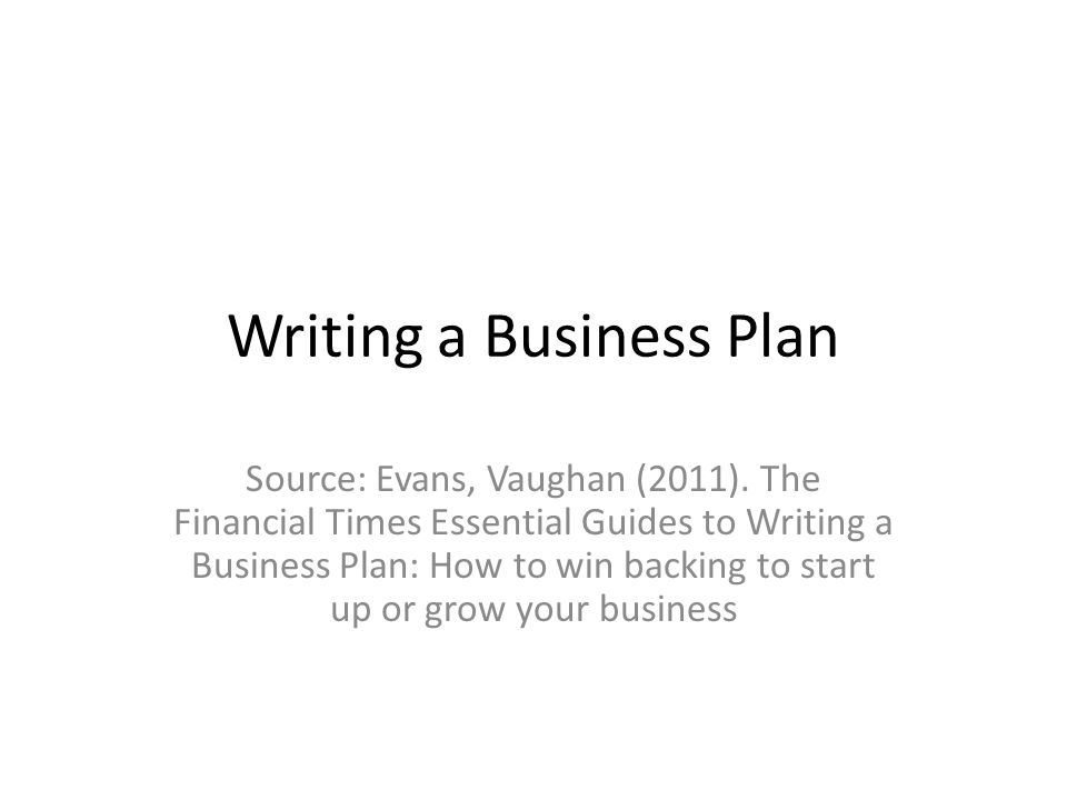 writing a financial plan A recent schwab survey found that only a quarter of americans have a written  financial plan that so many people would transition out of the.