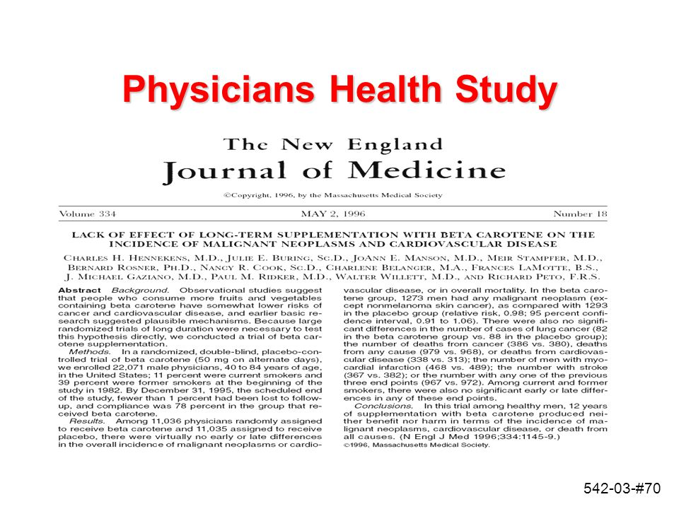 Vitamins E and C in the prevention of cardiovascular ...