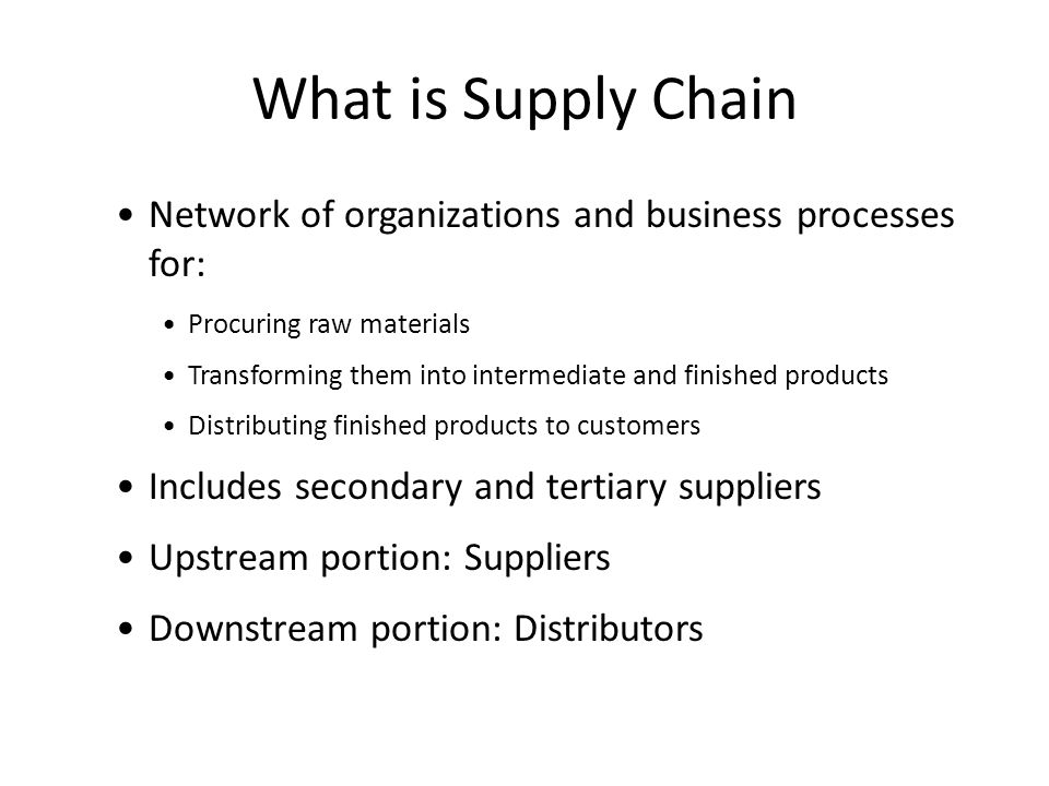 supply chain management the business network Modeling tools that can help optimize supply chains have been around for years, notes larry lapide, vice president of supply chain management, amr research inc, boston.