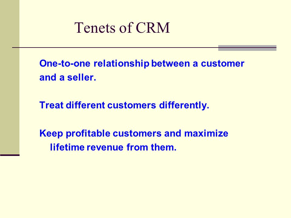 customer seller relationship As a seller being represented by a salesperson,  then perhaps the customer relationship is sufficient for your needs if your knowledge and experience is.