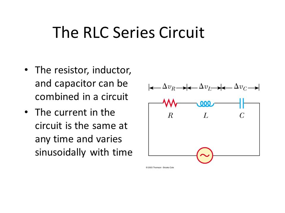 series circuit voltage and current relationship