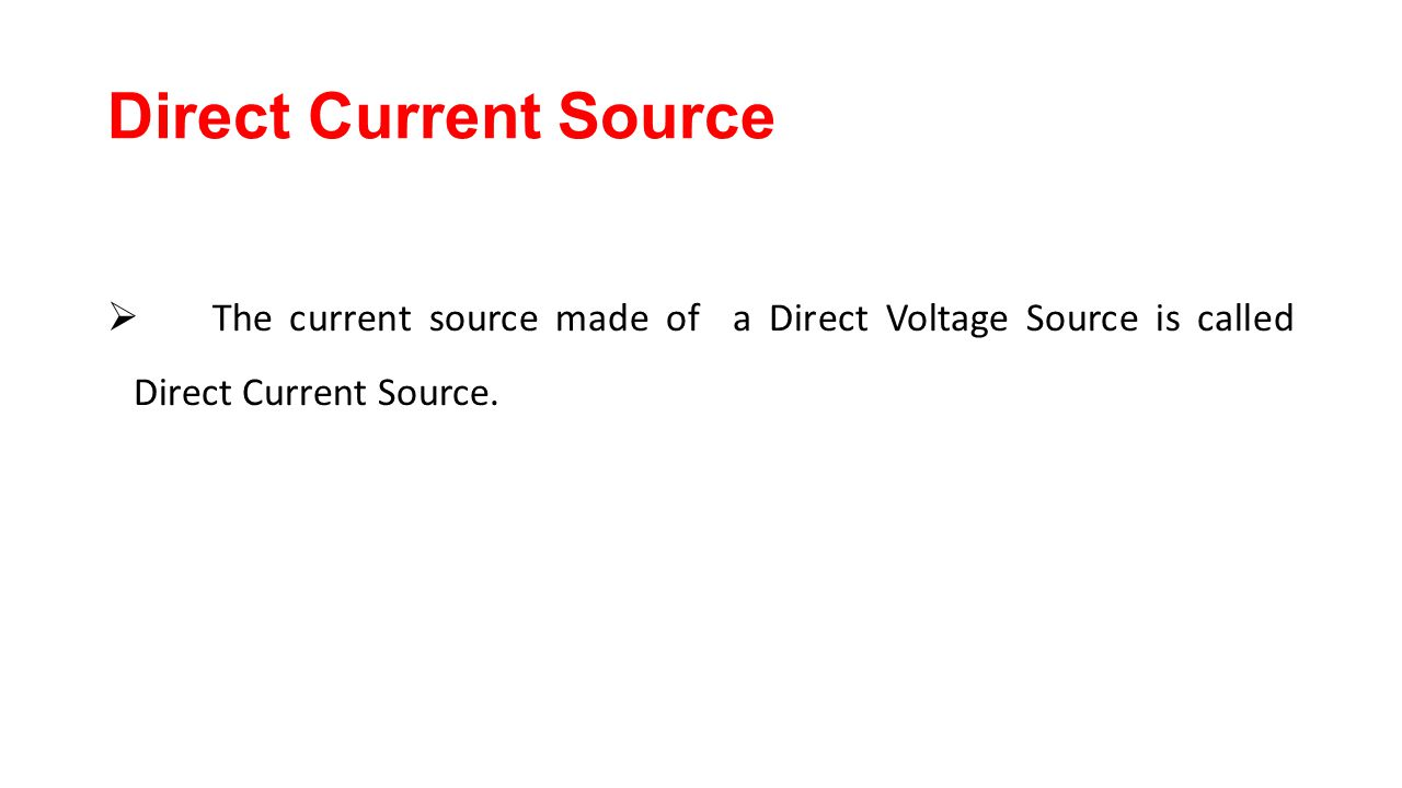 Constant Current Load Circuit Question About Wiring Diagram Of The Dummy Electrical Engineering Science Ppt Video Online Download