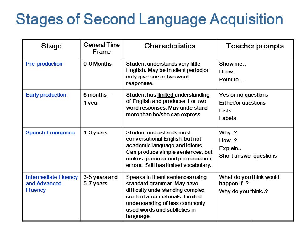 write an essay on the importance of teaching vocabulary to learners of english as a second language In teaching vocabulary explicitly, you will learn the importance of explicitly teaching vocabulary through one  and print language receptive vocabulary refers to.