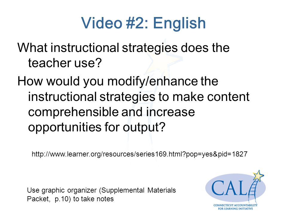 instructional strategies for teaching english language Instructional program models for teaching english this article on the various instructional program models, such as push in and pull out, for english language learners (ells) is number 7 of.
