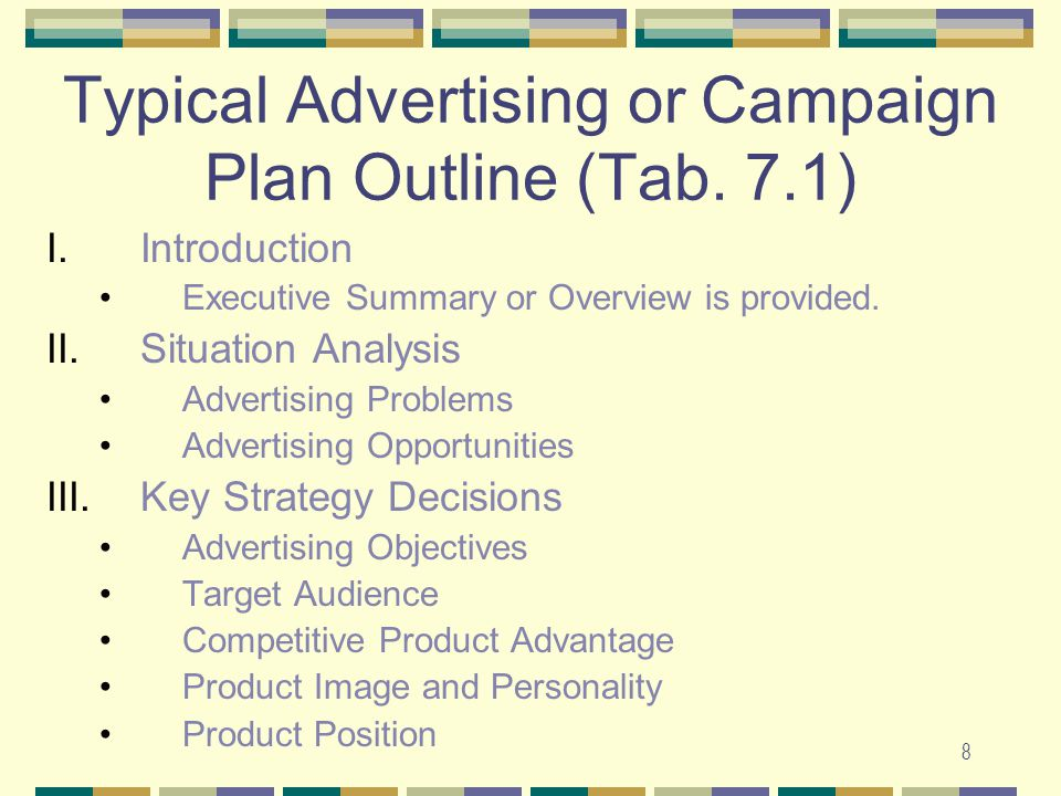an introduction to the analysis of creative advertising campaigns Take a look at some of the best facebook ad examples we could find  analyze  & improve your digital marketing -- for free  but so many businesses drop the  ball when it comes to the ad creative of these campaigns.