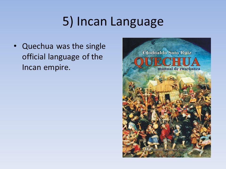 inca language quechua - photo #19