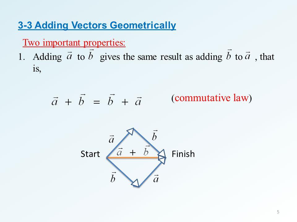 chapter 3  vectors 3-2 vectors and scalars 3-2 vectors and scalars