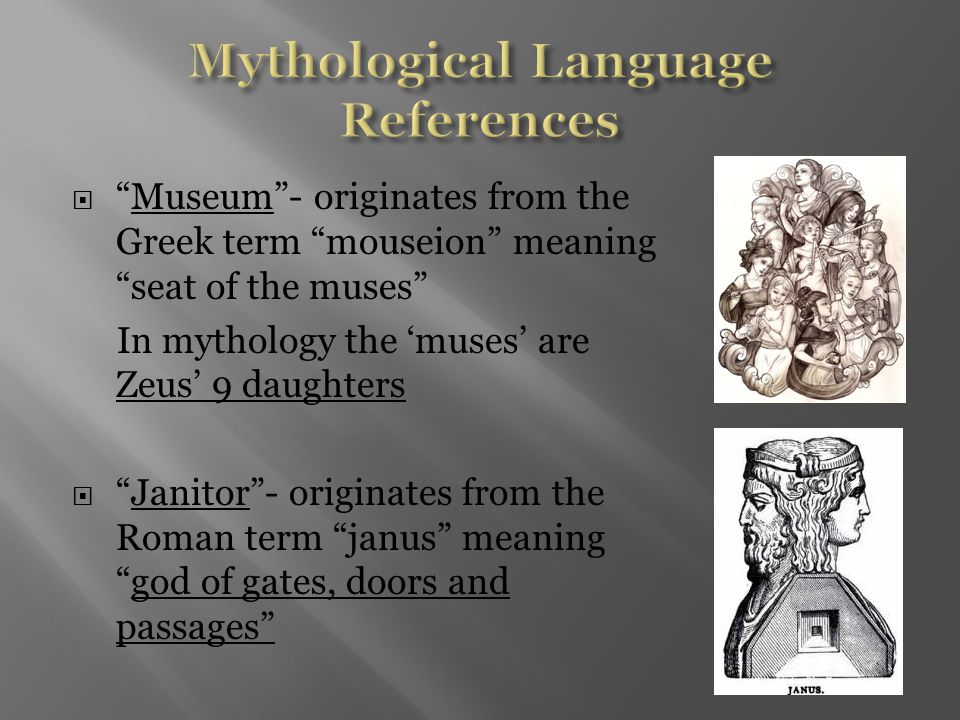 an introduction to the mythology of the muses the greek goddesses