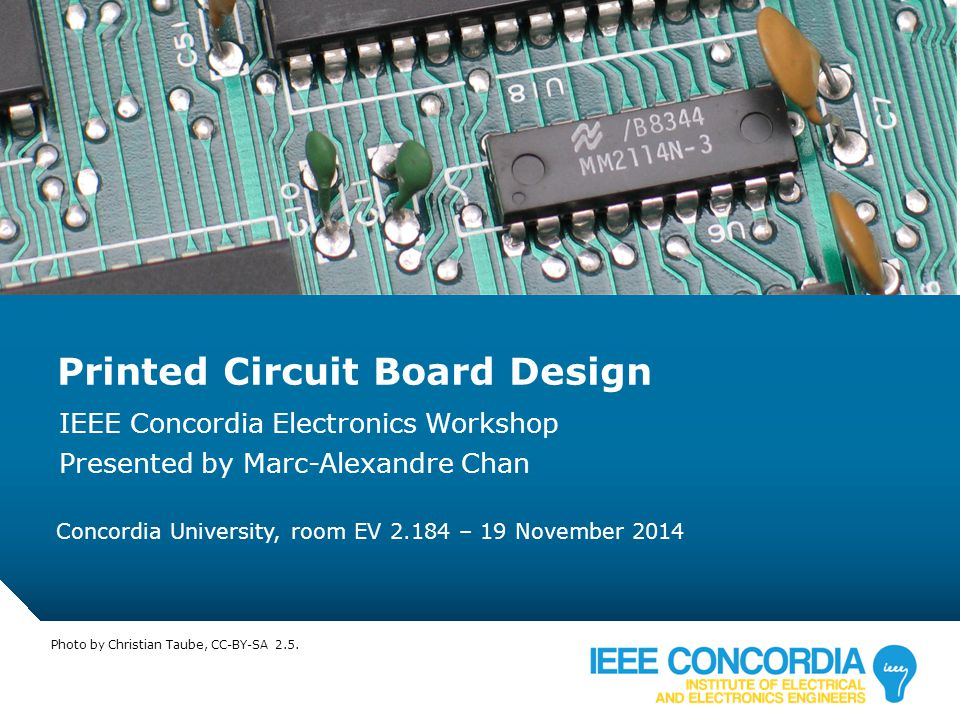 Printed Circuit Board Design - ppt video online download