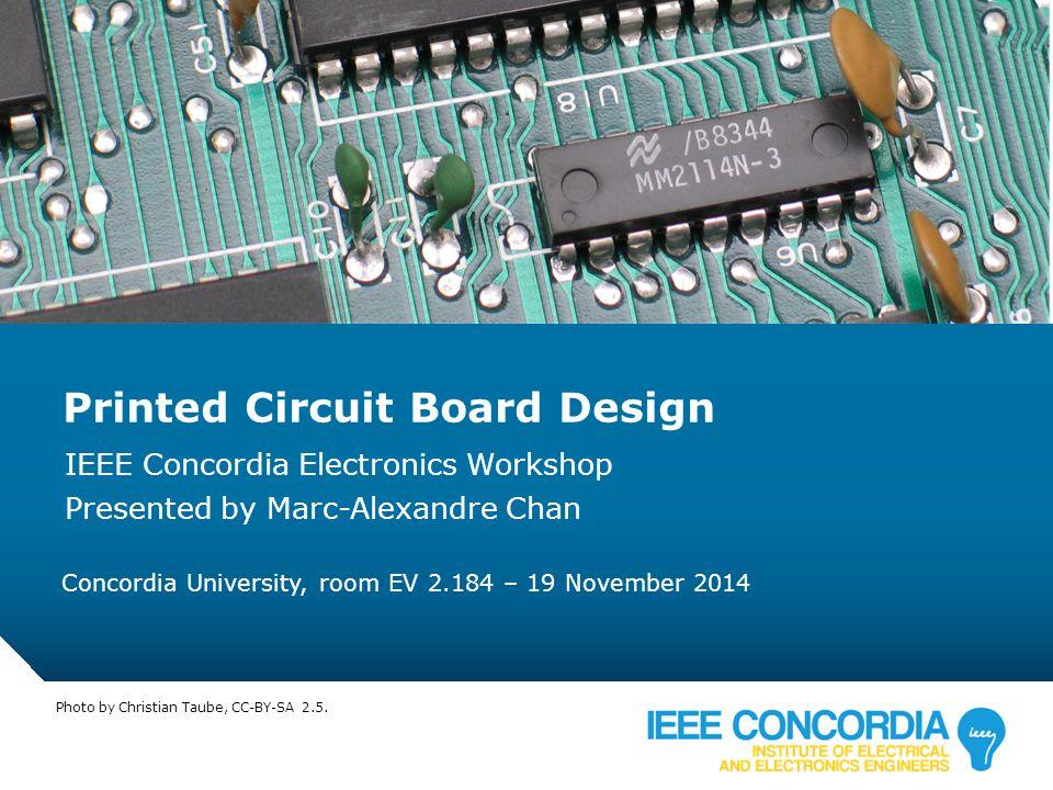printed circuit board design ppt video online download rh slideplayer com