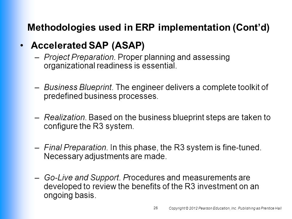 Development life cycle ppt video online download methodologies used in erp implementation contd malvernweather Images