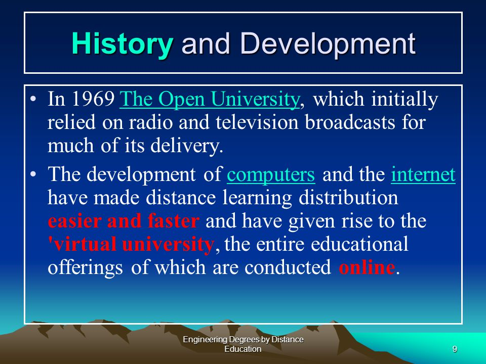 the history of the internet and its development Definition of internet:  no one owns internet, although several organizations the world over collaborate in its functioning and development the high-speed,.