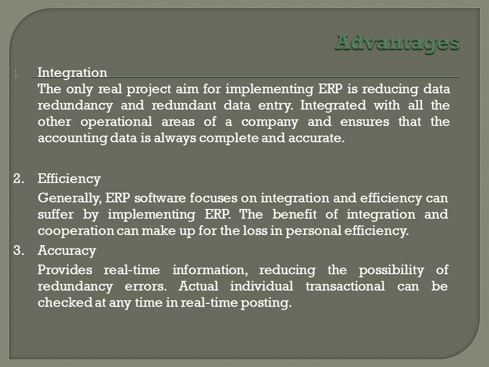 5 steps of sap implementation