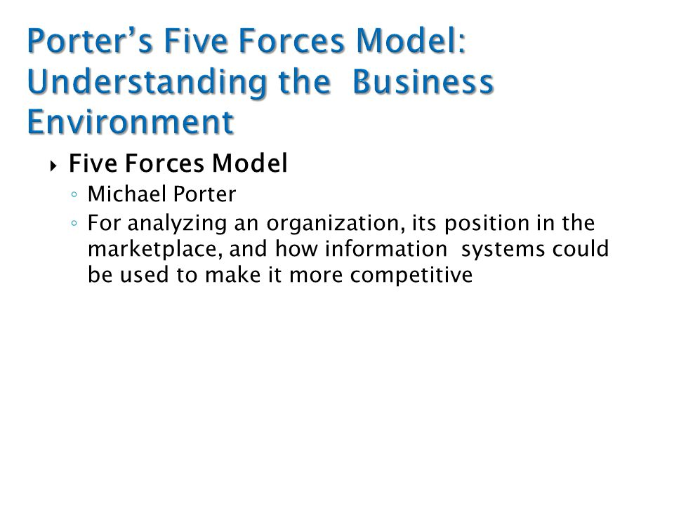 credit card industry using michael porter s five forces analysis We will be examining the '&more' card using the porters five forces model (as  shown  marks and spencer would need to assess the market and work out the.