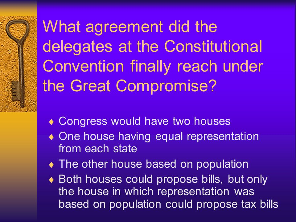 The constitutional convention ppt video online download 45 what agreement platinumwayz