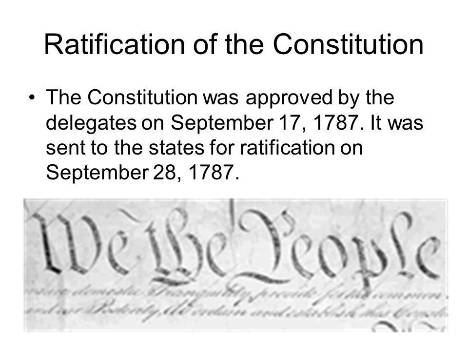 Federalists vs. Anti-F...