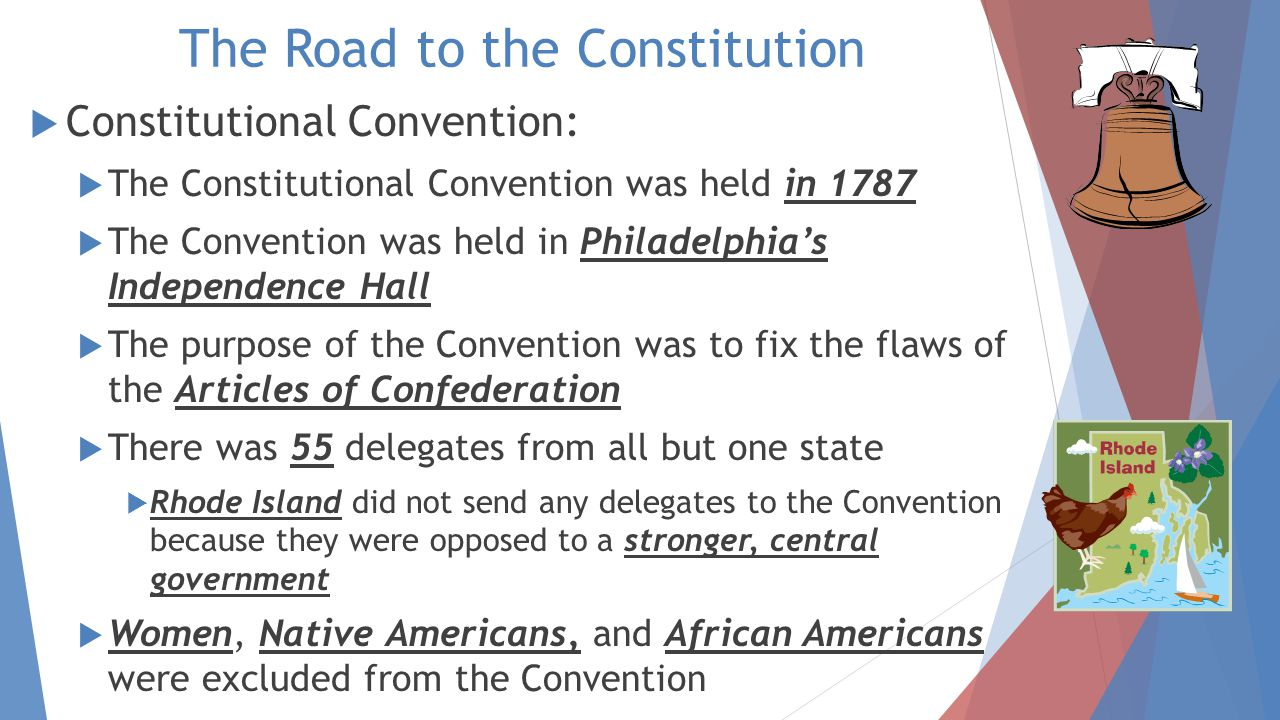 Constitutional Convention - ppt download