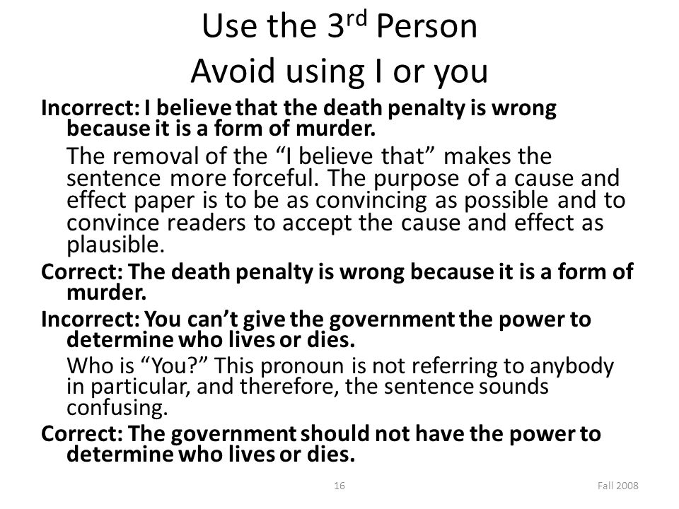 The Death Penalty, Right or Wrong?