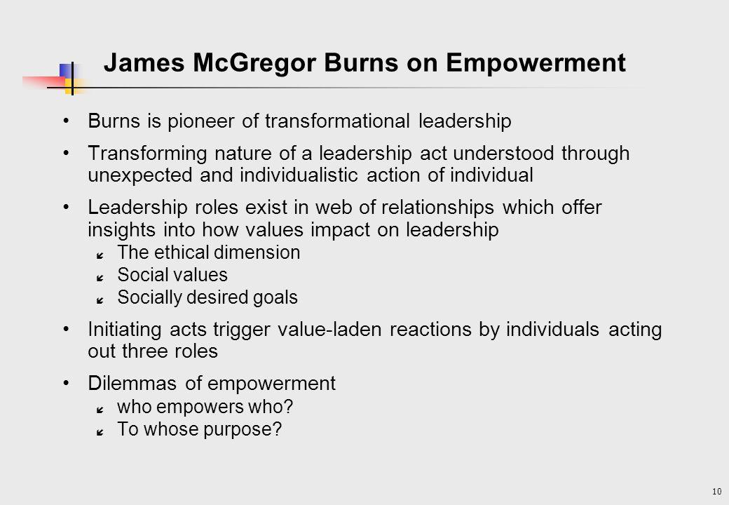 empowering leadership style