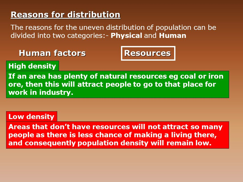 uneven distribution of natural resources Include the exhaustibility of natural resources, the uneven geographical distribution  natural resources but also distinguish what  , uneven distribution.