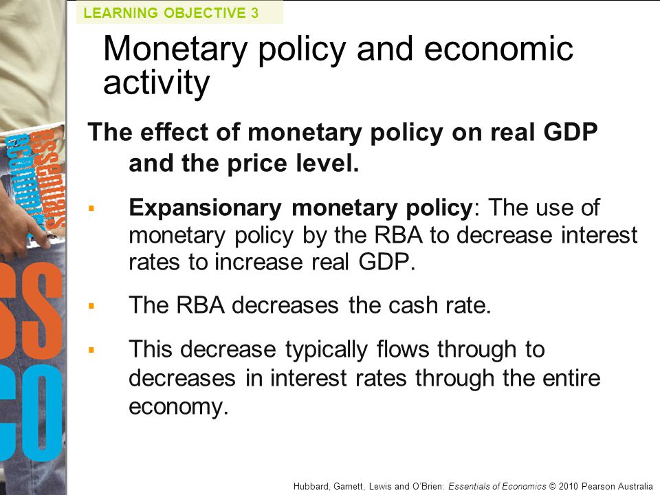 expansionary economic policy Expansionary economic policy prior to beginning the final assignment, review the following chapters: chapter 7: classical macroeconomics and the keynesian challenge chapter 9: taxes, government spending, and fiscal policy chapter 12: banking and the federal reserve system chapter 14: monetary policy in theory and practice focus of the final paper in an effort to move.