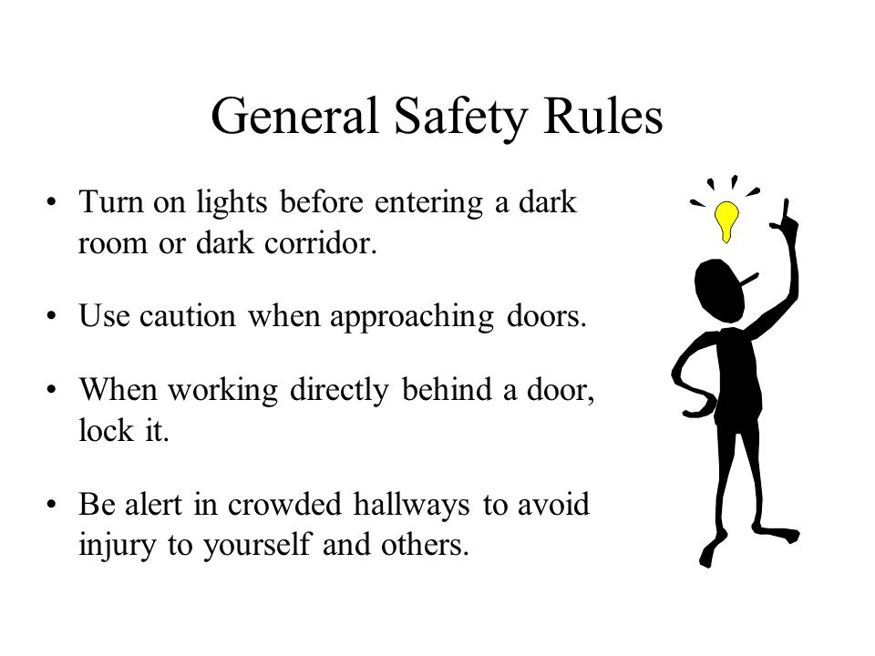 Safety Rules Policies And Procedures Ppt Video Online