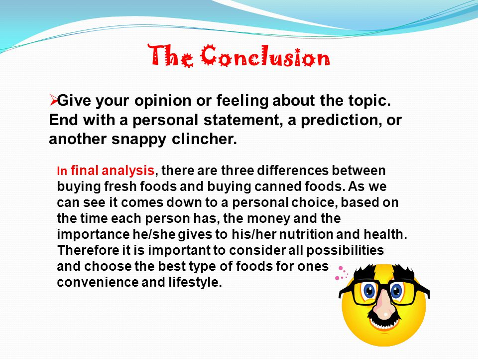 essay clincher conclusion Garden-variety paragraphs fill the spaces between introductions and conclusions in all kinds of writing, including essays organizing brief essays.
