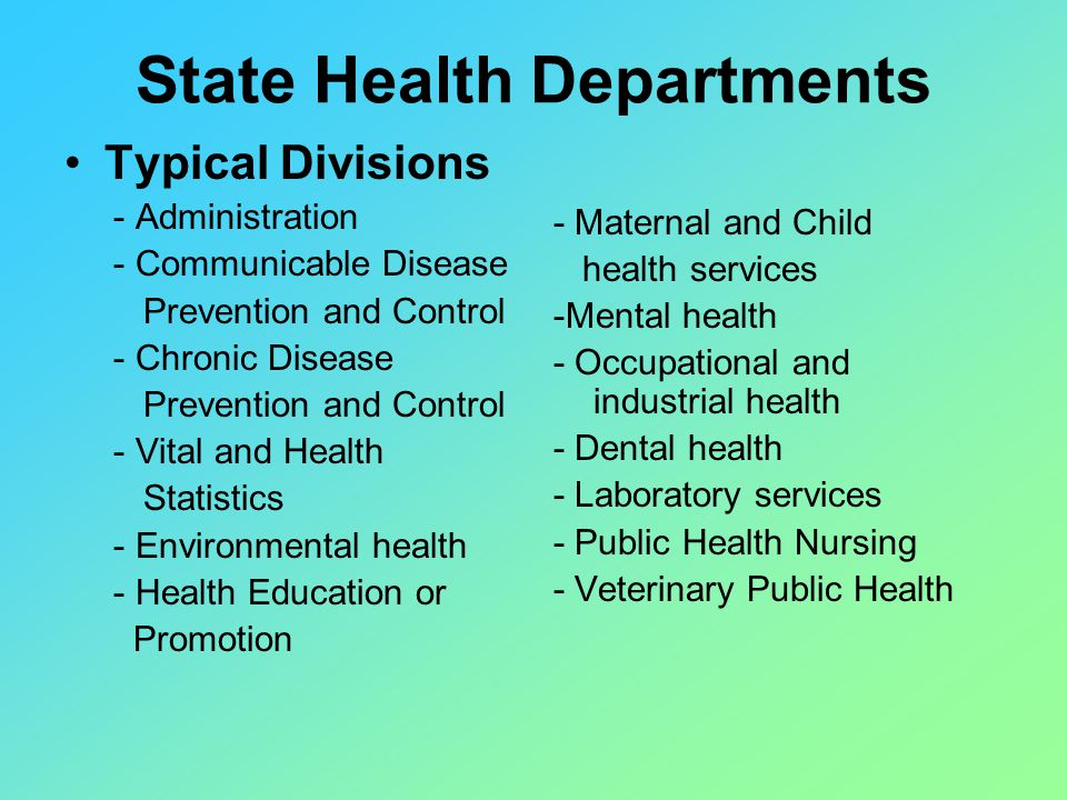 the role of the federal state and local legislation related to health care Chs administration handbook government's responsibility for public health  government's responsibility for public health areas of public health responsibility the roles of local, state, and federal governments  means engaging in activities such as assessing the availability of health-related services and health care providers in local.
