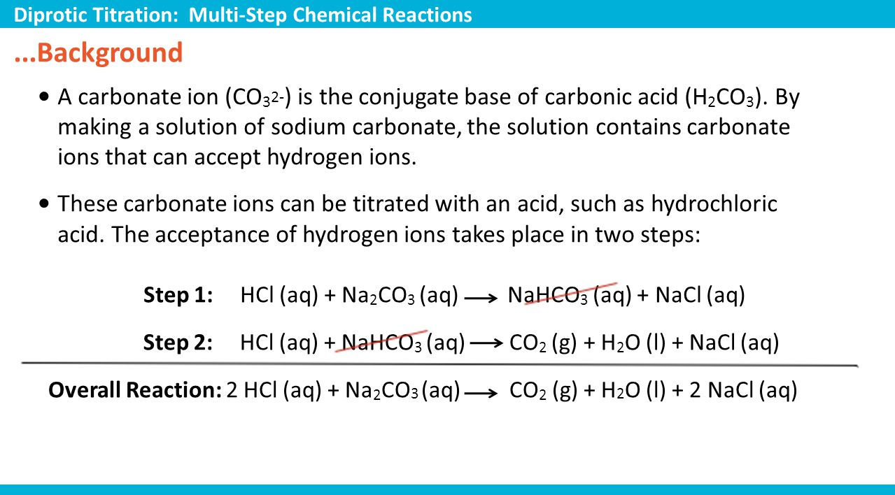Diprotic titration multi step chemical reactions ppt video diprotic titration multi step chemical reactions buycottarizona