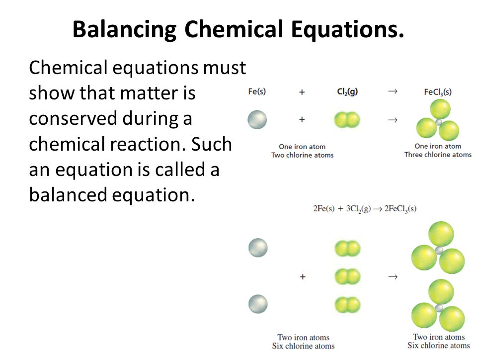 in writing a balanced equation what must be conserved These are the steps to write a balanced net ionic equation  how to balance ionic equations  electrons on both sides of the ionic equation must cancel out.