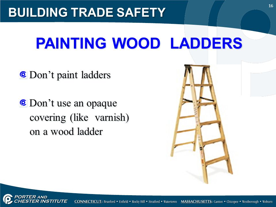 safety code for scaffolds and ladders