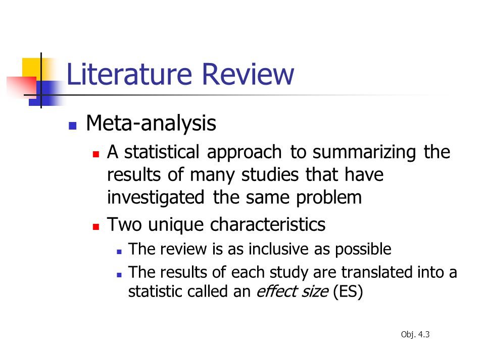 Literature Review Proposal