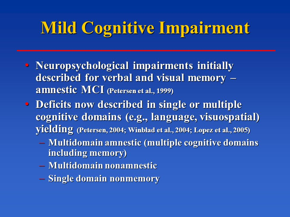 cognitive impairments Cognitive impairment news find breaking news, commentary, and archival information about cognitive impairment from the latimes.