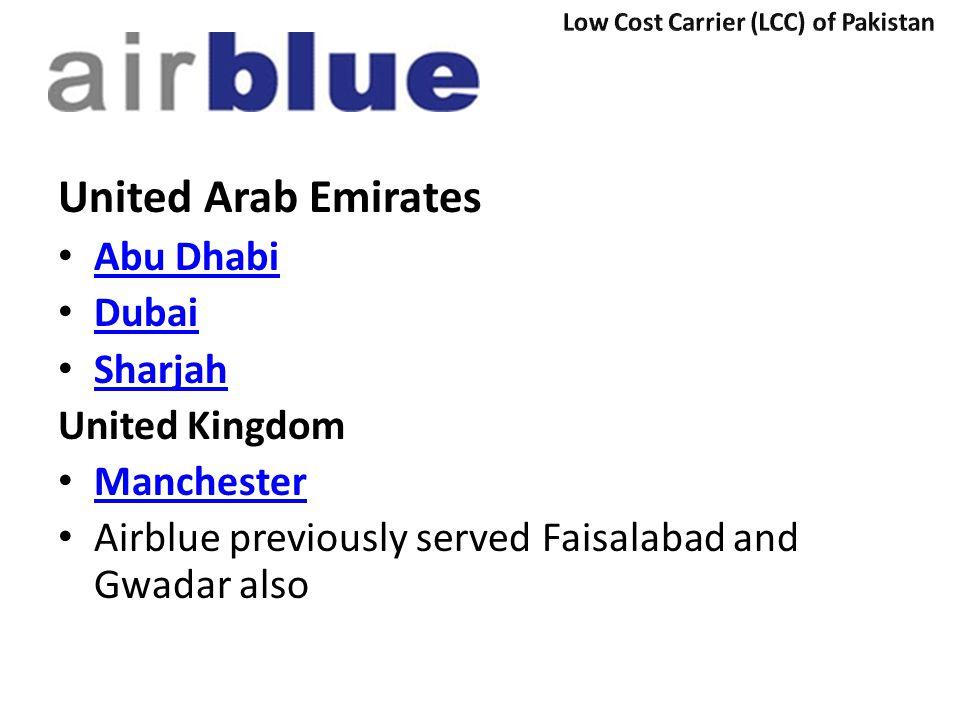 United Arab Emirates Abu Dhabi Dubai Sharjah United Kingdom Manchester