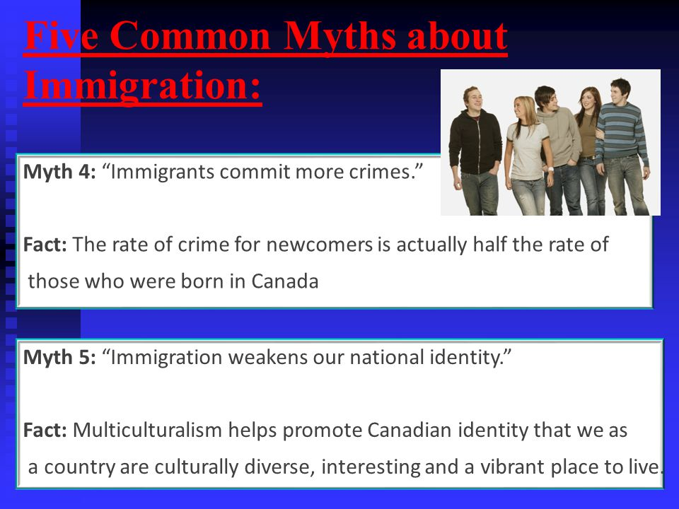 the common problems of immigrants to canada Common immigration questions & answers our most frequently asked questions canada i pay all my taxes and i have hired a lot of workers my problem is that i am here illegally.
