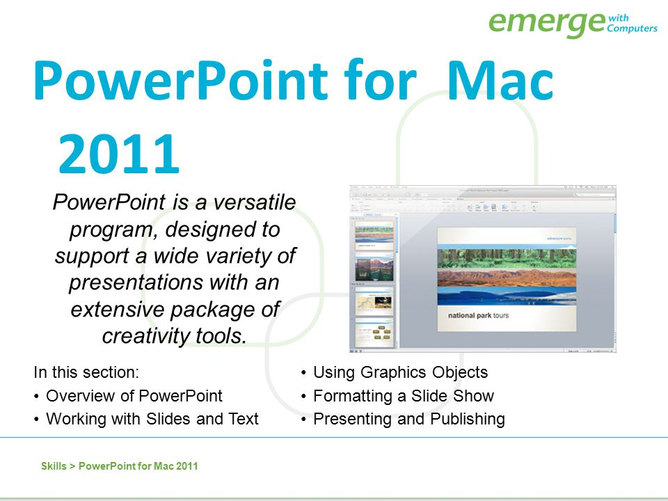 Powerpoint For Mac Templates