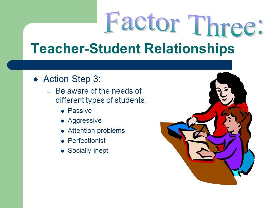 Teachers dating students