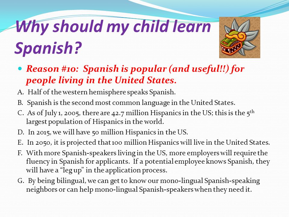 bilingualism should exist in the united In the united states, however, only about one-fourth of the population  which  they discover the finite set of sounds that exist in the world's languages  in one  language than bilinguals and therefore should be better readers.