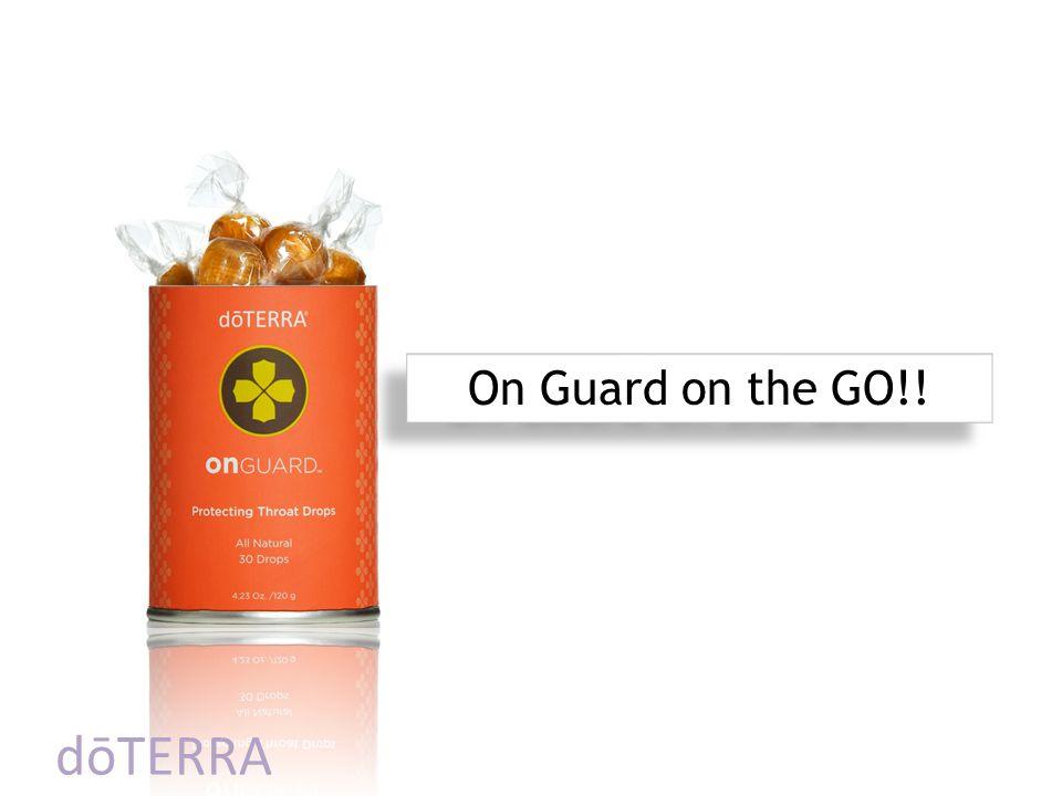 On Guard on the GO!! dōTERRA