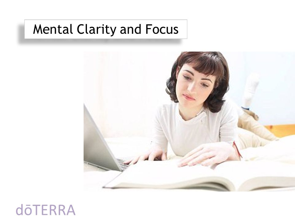 Mental Clarity and Focus