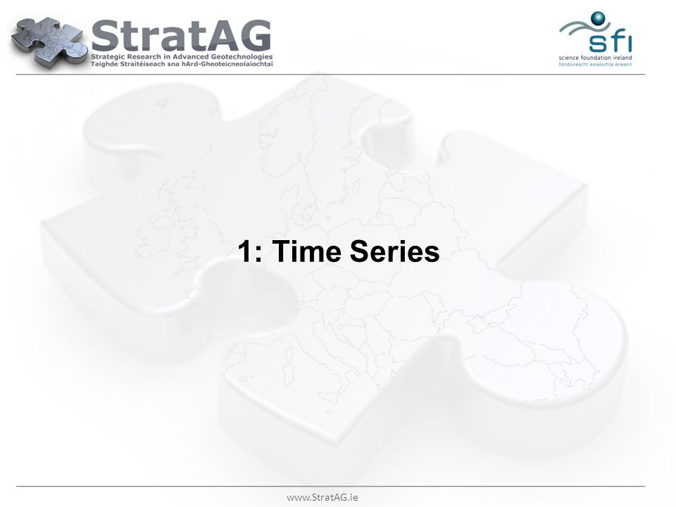 1: Time Series