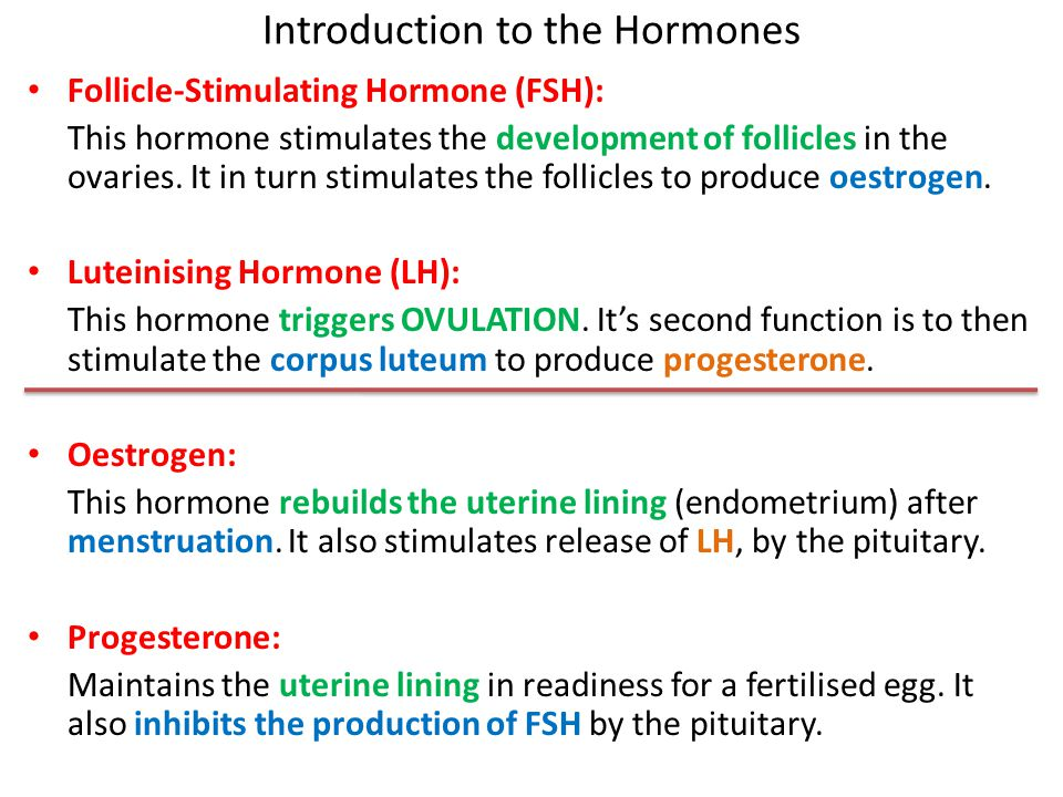 an introduction to sex hormones in women Understand the causes of hormone imbalance and find (sex hormone binding globulin) a cancer risks among users of synthetic hormone replacement, the women's.