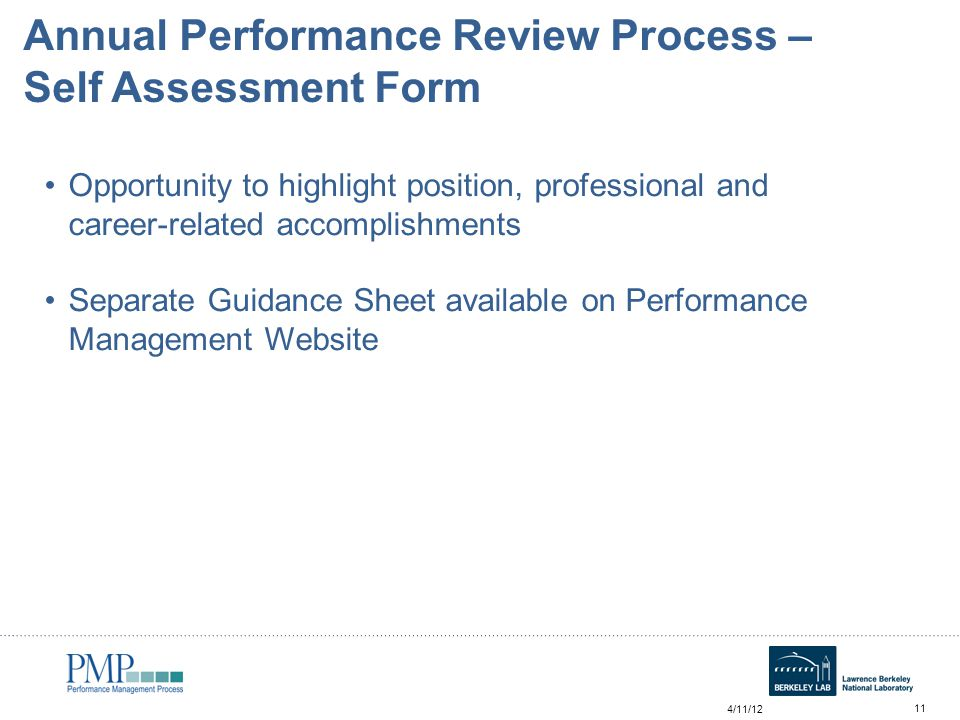 Annual Self Assessment Workshop for Employees - ppt download
