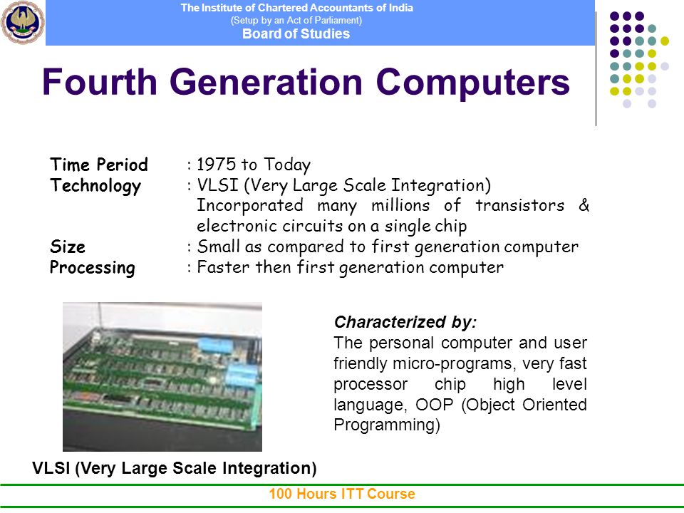 Fourth Generation Computers Vlsi Olivero