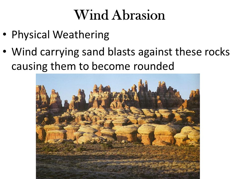 Weathering and Erosion - ppt video online download