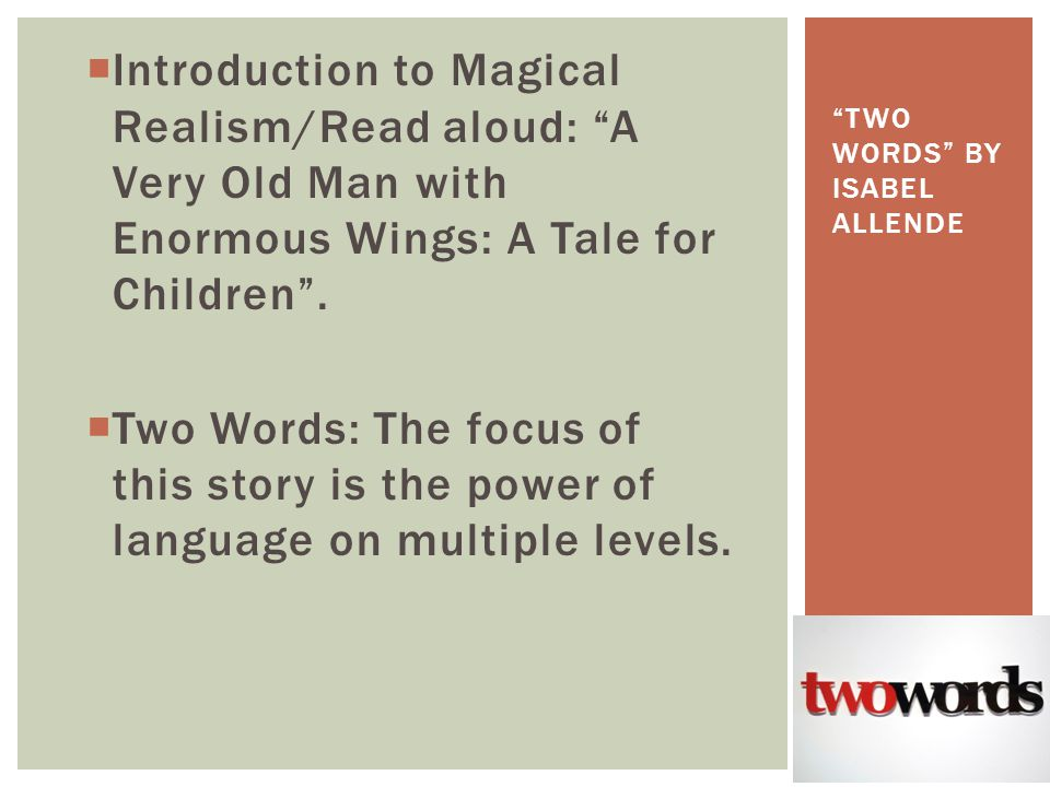 the emotions of the narrator in the short story a very old man with enormous wings by gabriel garcia Annotated bibliography the story a very old man with enormous wings to the issues the idea of how all of gabriel garcia marquez's short stories relate.