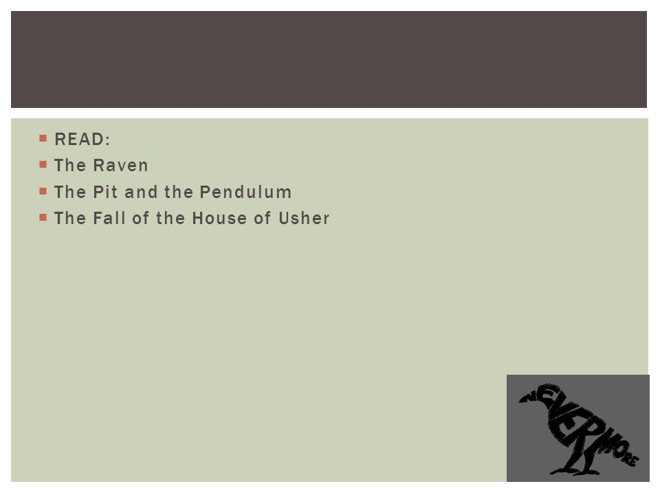 the fall of the house of usher analysis pdf